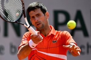 Illustration : Roland-Garros: la marche implacable de Djokovic