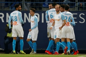 Illustration : Ligue 1: Marseille regagne enfin et se replace