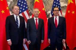 Illustration : La Chine réplique à Trump: escalade de la guerre commerciale