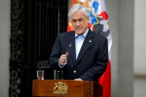 Illustration : Chili: le président Piñera propose des modifications de la Constitution