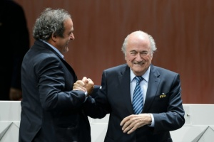 Illustration : Fifa: la Fifa veut faire appel de la suspension de Platini et Blatter