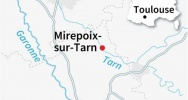 Illustration : Mirepoix-sur-Tarn