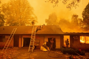 Illustration : Violents incendies en Californie: au moins 9 morts, Malibu menacée