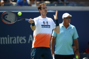 Illustration : US Open: forfait du N.2 mondial Andy Murray