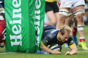 Illustration : Rugby: Clermont s'en sort bien en Coupe d'Europe, Toulouse et Montpellier engrangent, le Racing coule