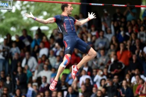 Illustration : Lavillenie et Darien en mode mondial