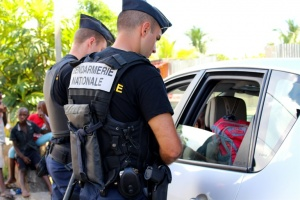 Illustration : Gendarmerie : 29 retraits de permis et 54 conduites addictives au volant