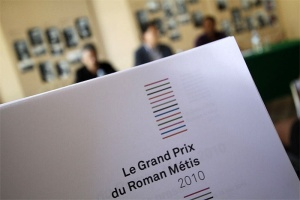 Illustration : Le 1er grand prix du roman Métis