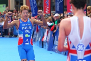 Illustration : David Hauss remporte le Trail des Anglais