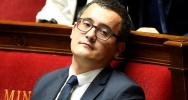 Illustration : Gérald Darmanin le 10 octobre 2017 à l'Assemblée nationale