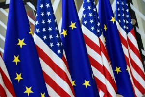 Illustration : L'UE propose à Washington de négocier un accord pour faire la paix commerciale