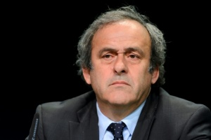 Illustration : Attribution du Mondial-2022 au Qatar: Michel Platini en garde à vue