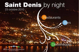 "Illustration : ""Saint-Denis by Night"""
