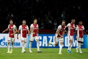 Illustration : C1: impuissant, Lille se fait balayer par l'Ajax Amsterdam