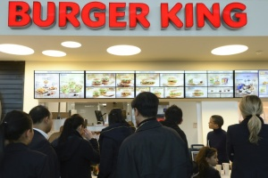 "Illustration : Burger King incite ses clients à ""commander chez Mcdo"""