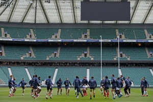 Illustration : XV de France: avis de gros temps sur Twickenham