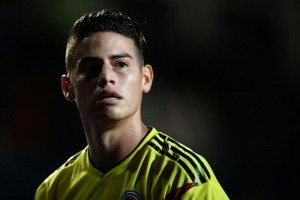 Illustration : James Rodriguez doit payer 11 millions d'euros