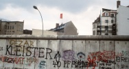 Illustration : Le mur de Berlin le 29 avril 1984