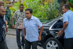 Illustration : Que va faire Yameen, l'homme de fer battu ?