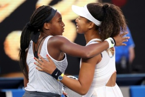 Illustration : Open d'Australie: Serena Williams et Naomi Osaka tombent de haut