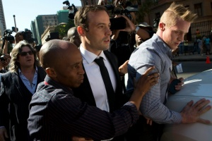 Illustration : Pistorius: une audience cruciale s'ouvre à Pretoria