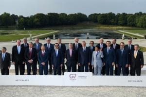 Illustration : Taxation du numérique: le G7 Finances trouve un consensus ouvrant la voie à un accord international