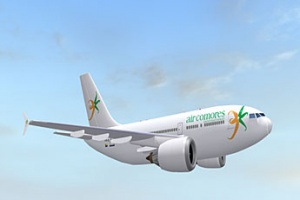 Illustration : Air Comores Internationale se lance