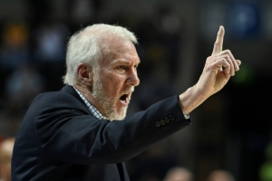 "Illustration : NBA: Popovich qualifie Trump d'""idiot"" incapable de dire ""la vie des Noirs compte"""