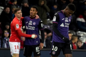 Illustration : Toulouse fait appel de sa rétrogradation en Ligue 2