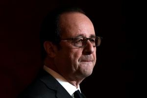 Illustration : François Hollande ne sera pas candidat à sa succession
