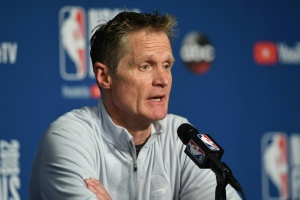 Illustration : NBA: les Warriors prolongent le contrat de leur entraîneur Steve Kerr