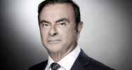 Illustration : Carlos Ghosn le 12 septembre 2018 au siège de Renault à Boulogne-Billancourt