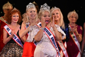"Illustration : Miss Senior America, une vitrine de la vieillesse ""positive"""