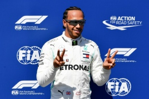 Illustration : F1: Lewis Hamilton et les Mercedes écrasent la concurrence au Grand Prix de France