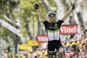 Illustration : Tour de France: Boasson Hagen remporte la 19e étape