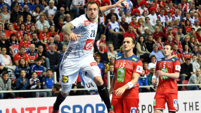 Handball Face à l'Autriche, la France tranquille