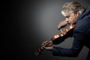 Illustration : Mort du violoniste de jazz Didier Lockwood