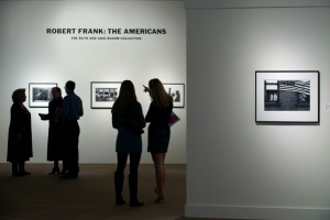 Illustration : Mort de Robert Frank, monument de la photographie américaine