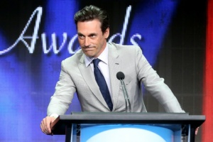"Illustration : Vers le sacre de Jon Hamm et ""Mad Men"" aux Emmys?"