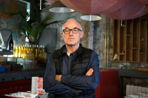 Illustration : Pierre Pavy, restaurateur et businessman solidaire