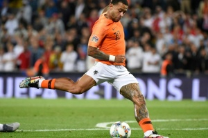 Illustration : Ligue des nations: les Pays-Bas de Depay en finale face au Portugal