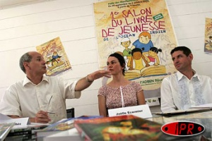 Illustration : Premier salon du livre de jeunesse