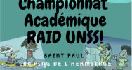 Illustration : Raid académique La Saline