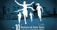 Illustration : 10 km nocturne de Saint-Denis