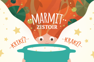 Illustration : Saint-Denis : Marmit Zistoir au Moufia
